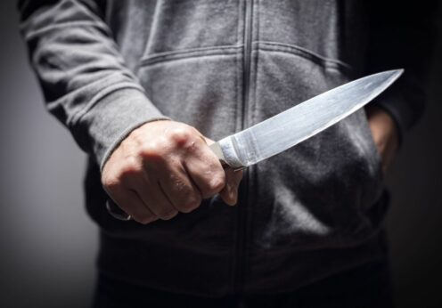 мужчина угрожал подросткам в Одессе