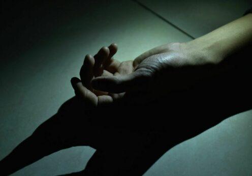 В Черноморске в полиции умер мужчина
