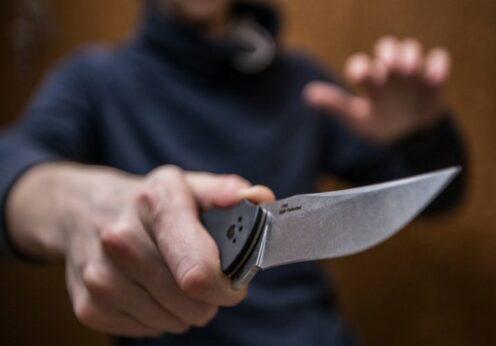 Конфликт в одесской маршрутке перерос в драку с ножами