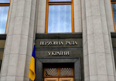 Одесский нардеп хочет запретить невакцинированным посещение Верховной Рады