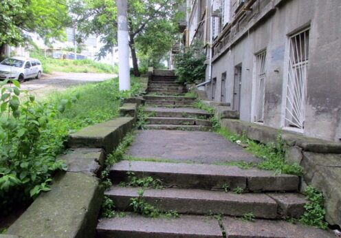 Одесситы обсудили проект реконструкции улицы Градоначальницкой