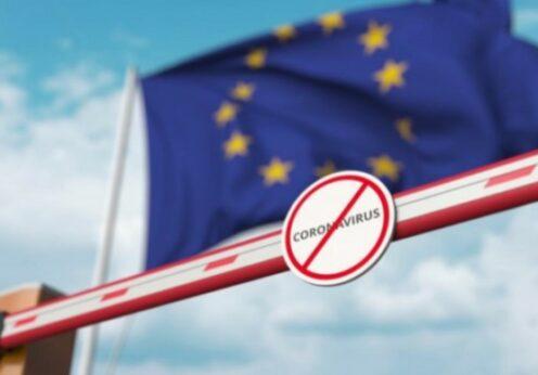 Евросоюз может закрыть границы для путешественников из Украины