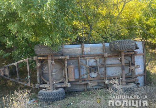 В ДТП с трактором в Одесской области погиб ребенок