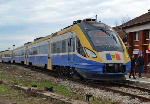 Из Одессы намерены запустить поезд в Румынию