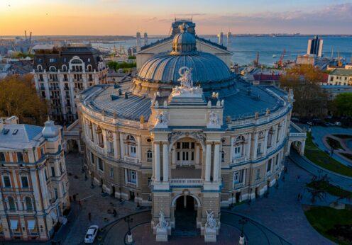 Одесса туристическая