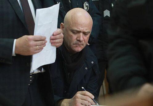 Мэра Одессы оставили на свободе