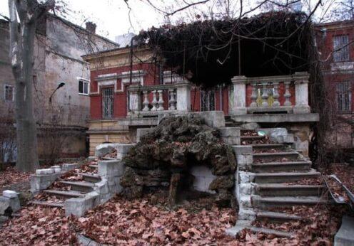 В старинном особняке на Молдаванке откроется садик
