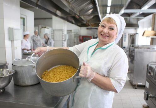 Проверка пищеблок стафилококк Одесская область