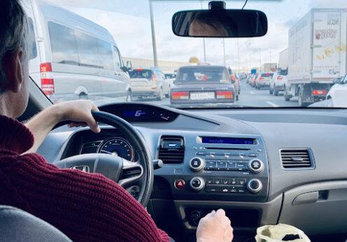 Реверсивное движение на Люстдорфской дороге в Одессе отменили
