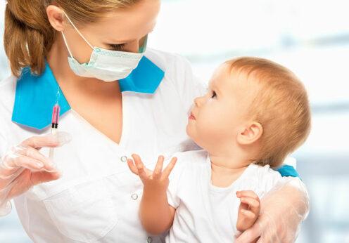 В Одессе высокий риск вспышки полиомиелита, – горздрав