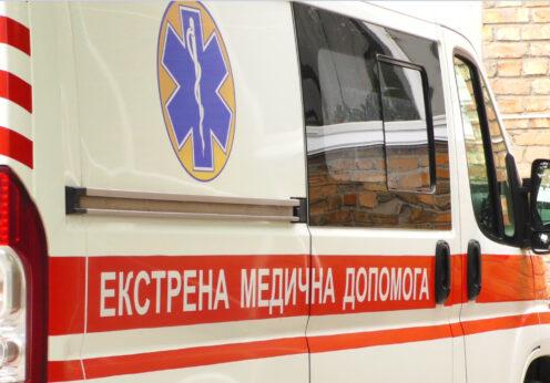 В Одессе мужчина выпал с 8-го этажа и выжил