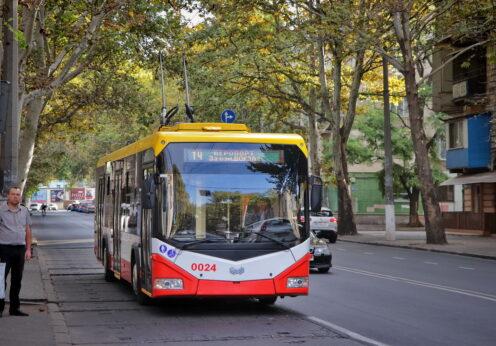 В Одессе вырастет стоимость проезда в электротранспорте