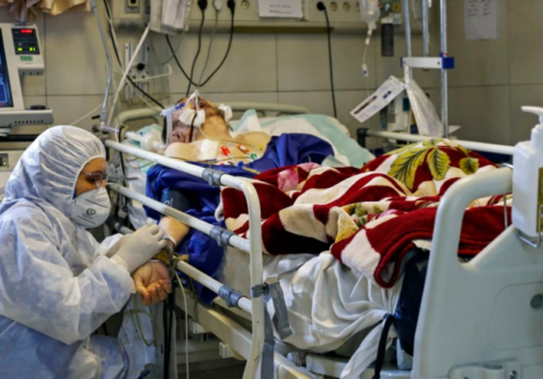 ковид пациенты